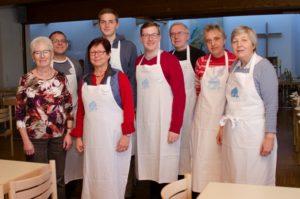 Nürtinger SPD hilft bei der Vesperkirche