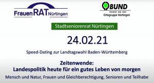 Landtags-Kandidaten im Gespräch